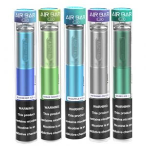 Air Bar LUX Light Edition 5% Disposable