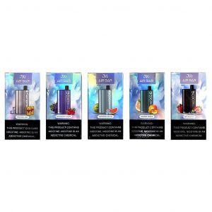 Air Bar BOX 5% Disposable - 3000 Puffs - 10 Pack