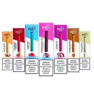 Ezzy OVAL 5% Disposable Device - 10 Pack