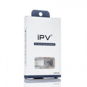iPV V3 Mini Replacement Pods - 3 Pack