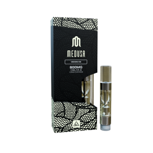 Medusa Delta 8 Cartridge