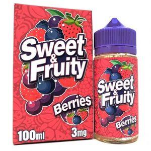 Sweet and Fruity E-Liquids