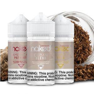 Naked Tobacco E-Liquids