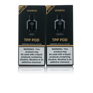 VooPoo TPP Replacement Pod - 2 Pack