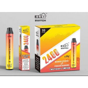 Ezzy SWITCH 5% Disposable 2 in 1 Device - 2400 Puffs