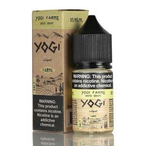 Yogi FARMS SALT E-Liquids