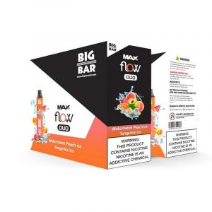 Big Bar Max Flow DUO 5% Disposable Device